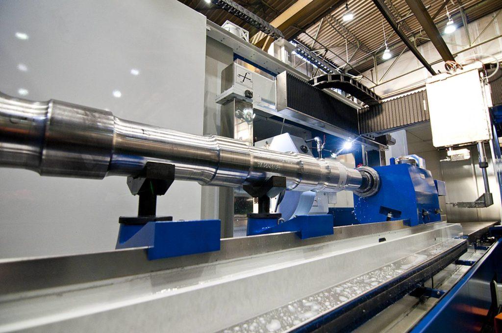 Špičková hrotová bruska BHC společnosti FERMAT Machine Tool vyrobená pro společnost BONATRANS GROUP - 4