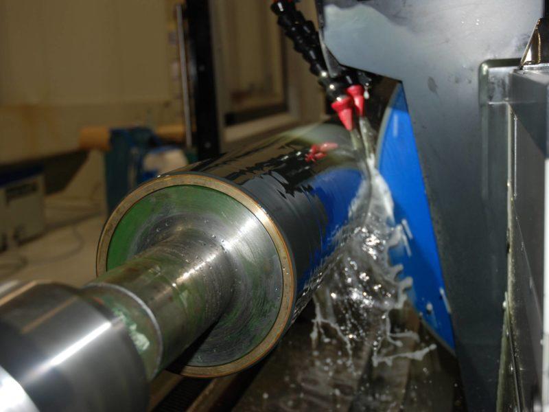 Detail obráběcího stroje (brusky) BHC CNC - FERMAT Machine Tool 1