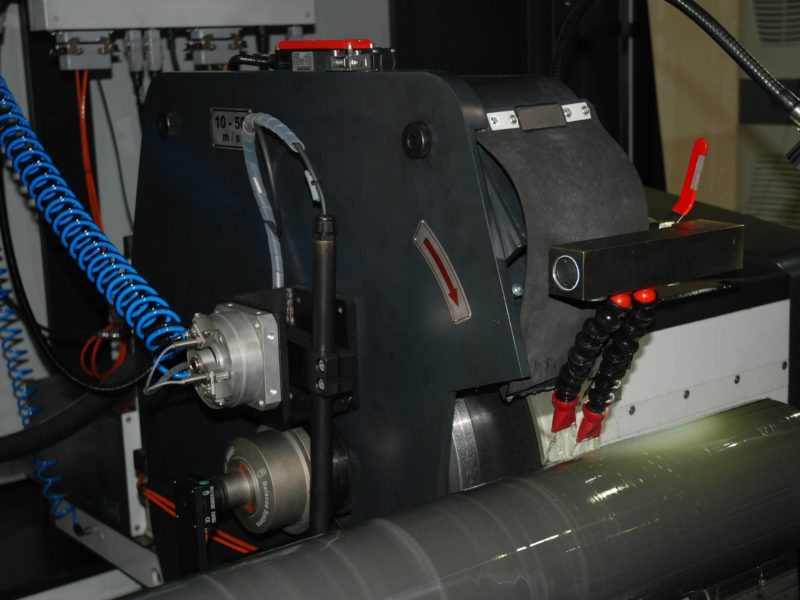 Detail obráběcího stroje (brusky) BHC CNC - FERMAT Machine Tool 2