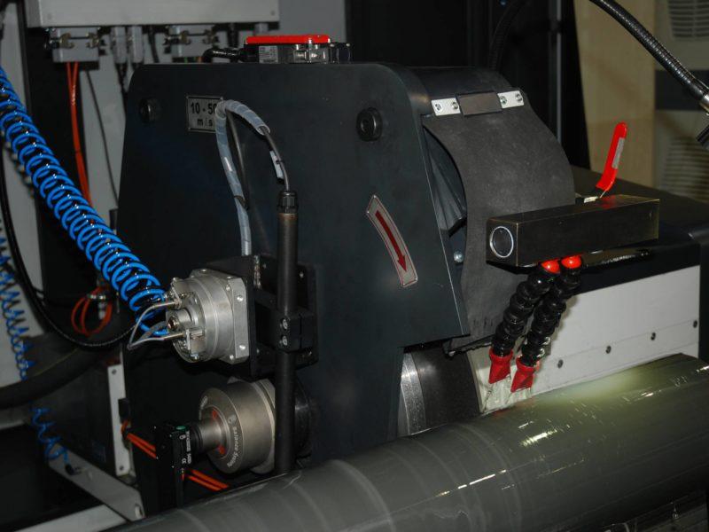 Деталь обрабатывающего станка (шлифовального станка) BHC с ЧПУ - FERMAT Machine Tool 2