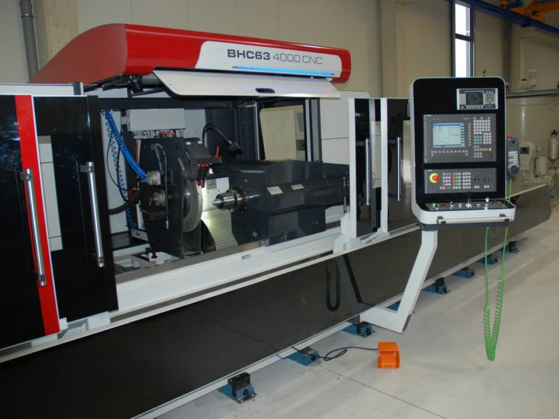 Деталь обрабатывающего станка (шлифовального станка) BHC с ЧПУ - FERMAT Machine Tool 4