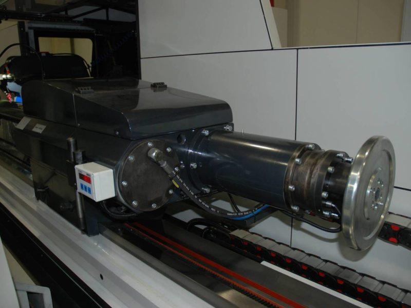 Detail obráběcího stroje (brusky) BHC CNC - FERMAT Machine Tool 5
