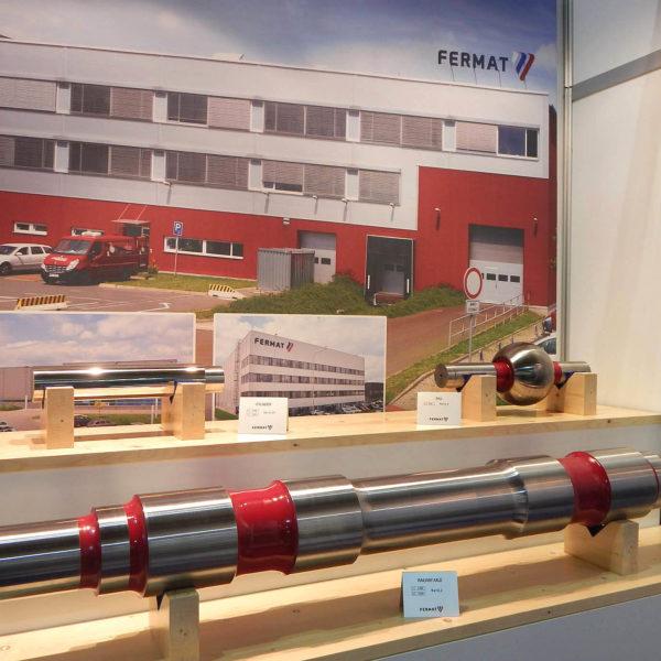 Veletrh EMO 2015, stanek společnosti FERMAT Machine Tool - Itálie - 3