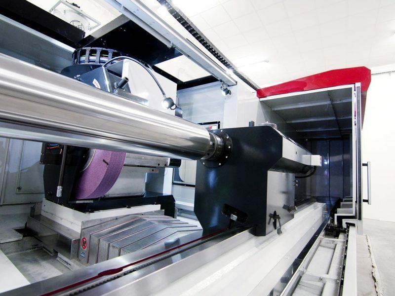 FUDY moving vlastni univerzální hrotovou brusku BHCR FERMAT Machine Tool - grinding machine - grinder - 3