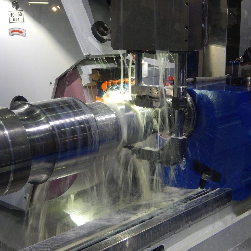 Inprocesni meridlo sirokorozsahove pro univerzální brousicí stroje (brusky) | FERMAT Machine Tool