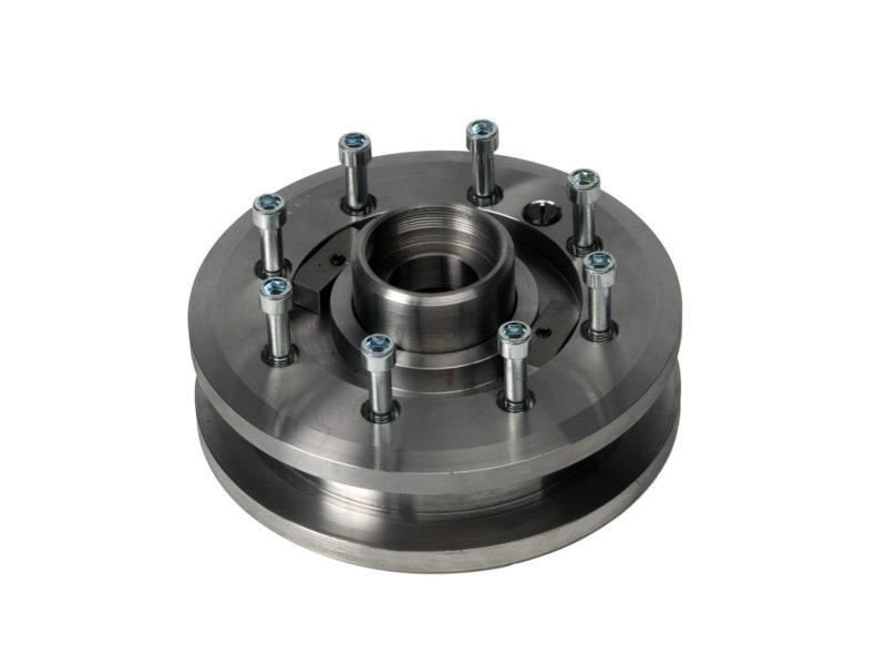 Wheel flange for universal cylindrical grindind machine | FERMAT Machine Tool