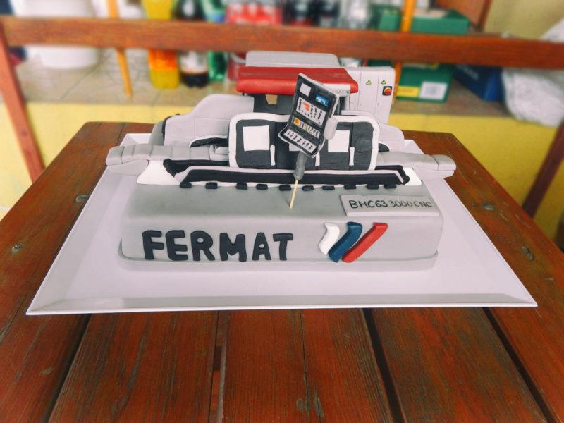Vyroci 10 let FERMAT Machine Tool 6